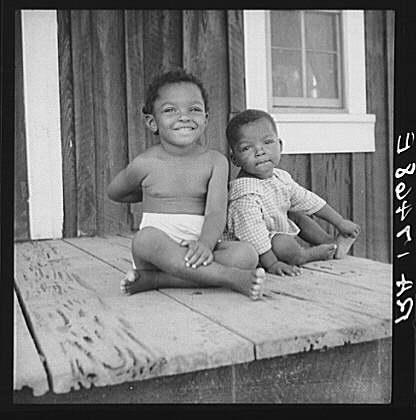 Mississippi babies, 1937.